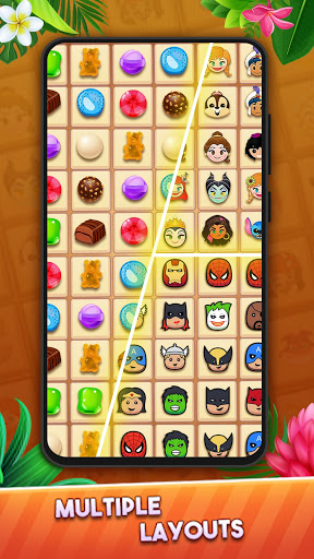 Tile Puzzle: Pair Match and Connect Game 2021 Apkfinish screenshots 5
