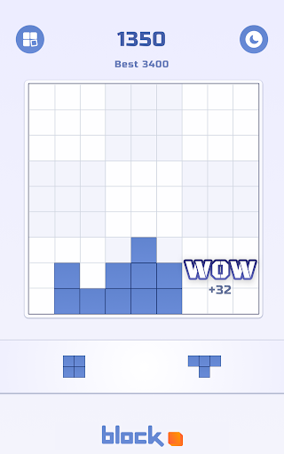 Block Puzzle - Fun Brain Puzzle Games android2mod screenshots 9