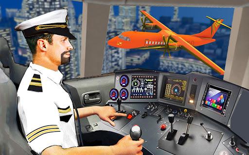 Plane Pilot Flight Simulator: Airplane Games 2019 1.3 screenshots 11
