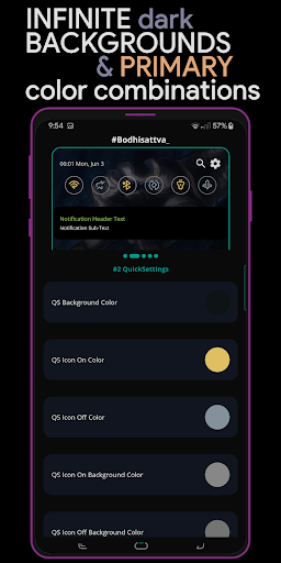 Hex Installer - Themes for OneUI screenshots 5
