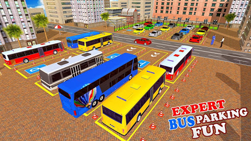Modern Bus Simulator New Parking Games u2013 Bus Games Apkfinish screenshots 3