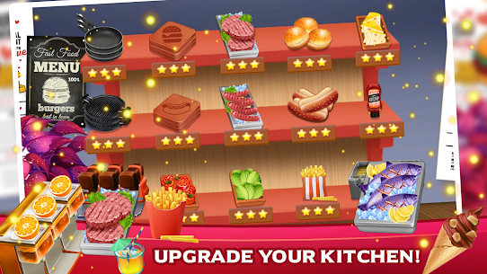 Cooking Mastery – Chef in Restaurant Games 4