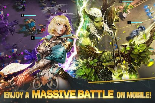 Legion Master - IDLE, RPG, Strategy, War game  screenshots 1