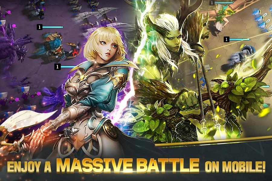 Legion Master: Idle RTS