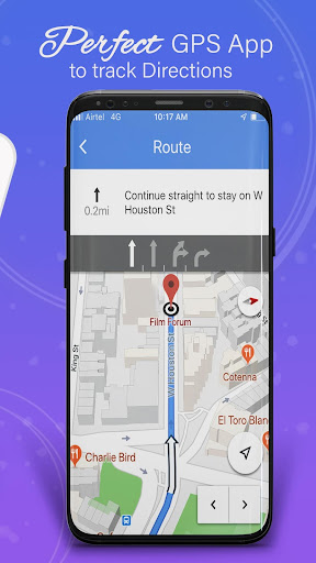 GPS, Maps, Voice Navigation & Directions 11.15 Screenshots 7