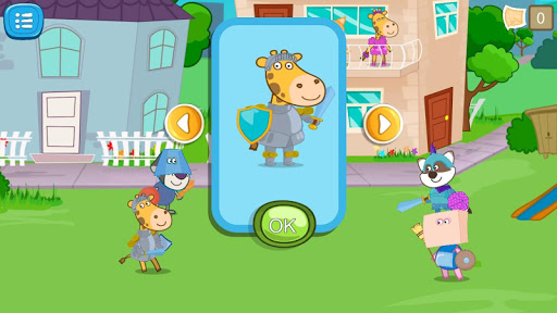 Games about knights for kids 1.0.9 screenshots 7
