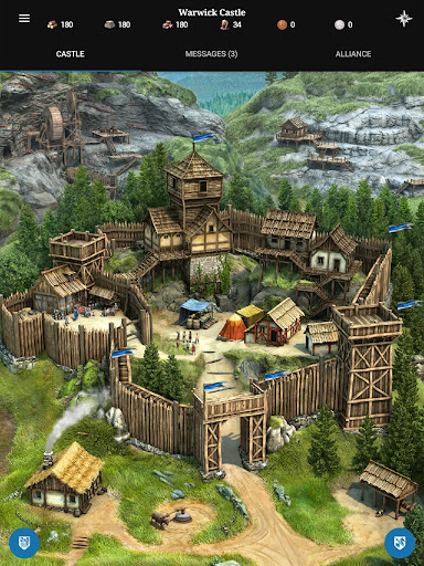 Lords & Knights - Medieval Building Strategy MMO 8.12.0 screenshots 21