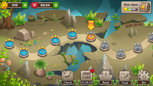 Jungle Marble Blast  screenshots 5