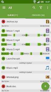 Advanced Download Manager & Torrent downloader 12.4.2 (Mod Lite) (Arm64-v8a)
