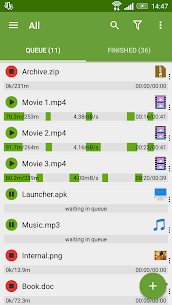 Advanced Download Manager & Torrent downloader v12.1.1 [Final] [Pro] [Mod Extra] 1