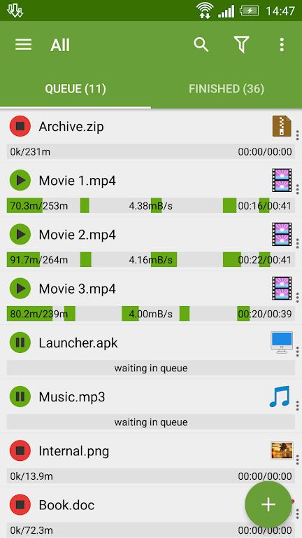 Advanced Download Manager & Torrent downloader  poster 0