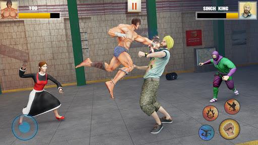Ninja Superhero Fighting Games: City Kung Fu Fight 7.0.7 screenshots 2