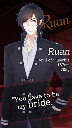Devil's Propose: Romance Otome Story Game  screenshots 2
