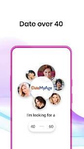 DateMyAge™: Chat, Meet, Date Mature Singles Online 4