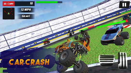Monster Truck Demolition – Derby Destruction 2021 8