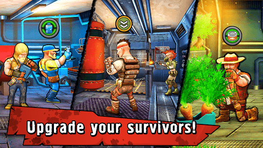 Shelter Waruff0dsurvival games in the Last City bunker  screenshots 20
