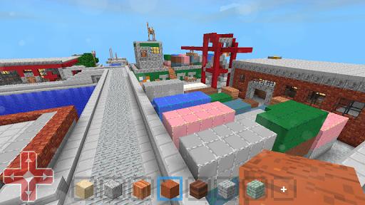 Prime MultiCraft Pocket Edition City Builder 2.1.1 Screenshots 1