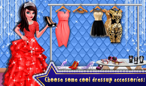Code Triche Rising Superstar Life : Girl's Dream Story Game (Astuce) APK MOD screenshots 3