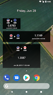 Xe Currency Converter & Money Transfer Screenshot