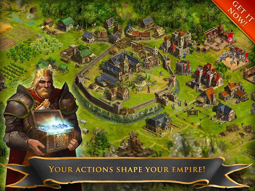 Imperia Online - Medieval empire war strategy MMO  screenshots 5