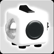 Fidget Cube 3D Toy - Antistress ASMR Game
