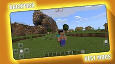 BackPack Mod for Minecraft PE - MCPEのおすすめ画像5