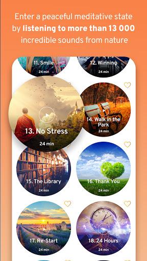 Synctuition - MindSpa, Meditation, Sleep & Calm apktram screenshots 4