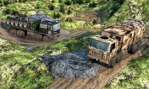 Offroad Mud Truck Simulator 2020: Dirt Truck Drive 1.8 Screenshots 1