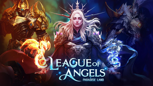 League of Angels Paradise Land