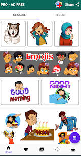 Stickers For WhatsApp ( WAStickerApps ) 2