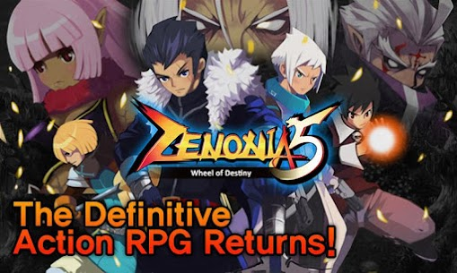 ZENONIA 5 MOD APK Download (Free Shopping) For Android – Updated 2020 1