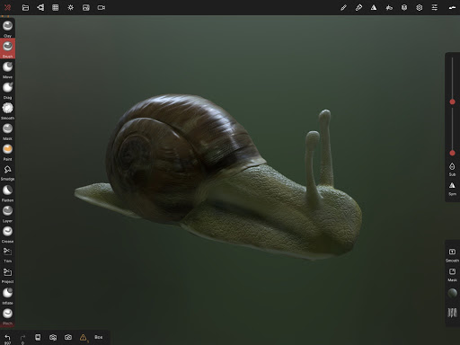 Nomad Sculpt 1.40 Screenshots 19