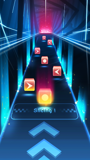 Dancing Blade: Slicing EDM Rhythm Game 1.2.5 Screenshots 1