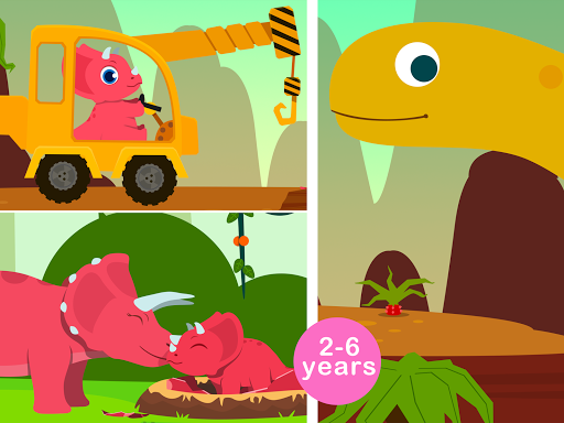 Jurassic Dinosaur - Simulator Games for kids 1.1.5 screenshots 10