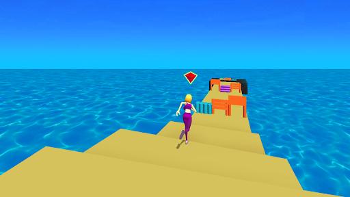 Parkour Race: Epic Run 3D screenshots 16