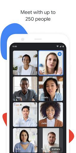 Google Meet android2mod screenshots 3