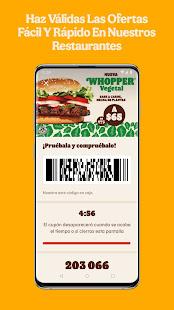 Burger Kingu00ae Mexico 3.18.0 Screenshots 3