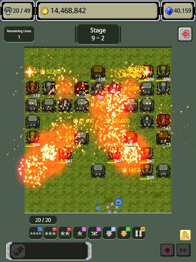 Rank Insignia - Super Explosion  screenshots 15