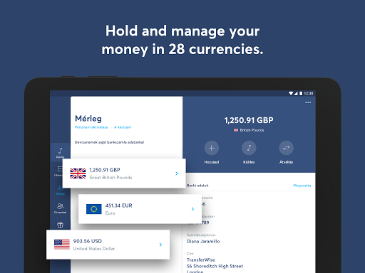 TransferWise Money Transfer 6.2.3 Screenshots 9