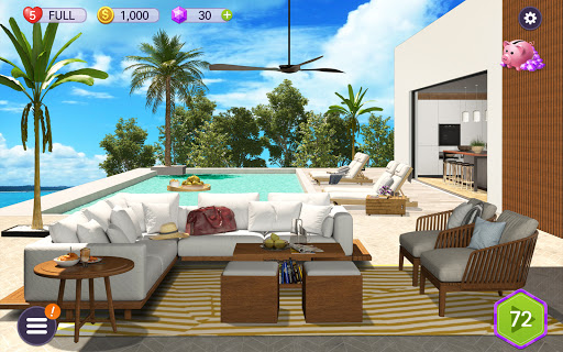 Home Design: Modern Luxury Renovation 1.0.17 screenshots 14