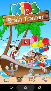 Kids Brain Trainer (Preschool) 2.8.6 (Mod) (Sap)