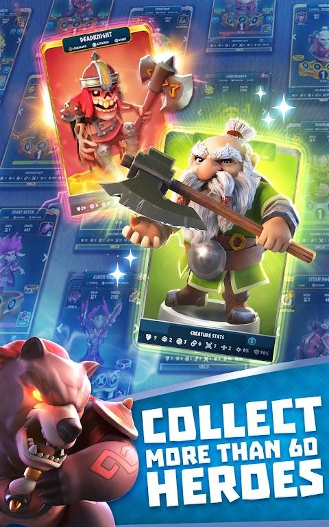 Legend of Solgard MOD poster 14