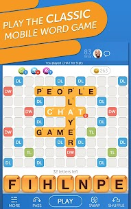 Words with Friends Classic MOD (Unlimited Money) 1