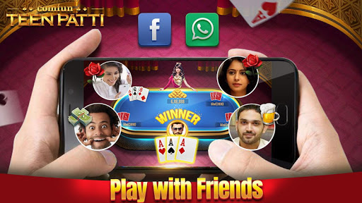 Teen Patti Comfun-Indian 3 Patti  Card Game Online 6.4.20210112 screenshots 8