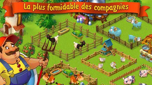 Télécharger Jeux de fermé gratuit français: Lucky Fields APK MOD 1