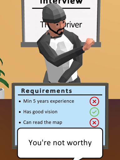 Hiring Job 3D 1.0.1 screenshots 7