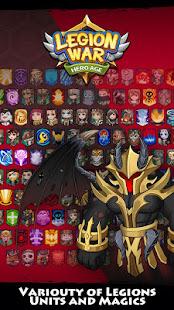 Legion War - Hero Age