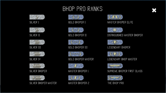Bhop Pro Mod Apk 2.01 (Mod Money) 8