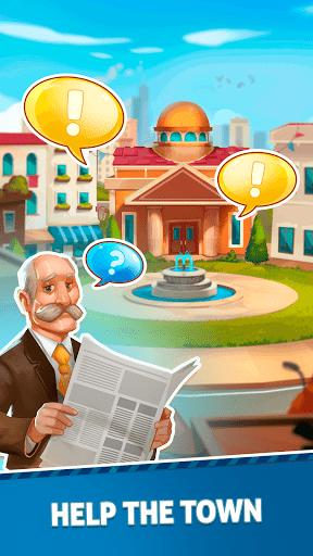 Merge Estate! Mystery Town  screenshots 1