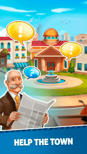 Merge Estate! Mystery Town Mod Apk (Unlimited Money) 1